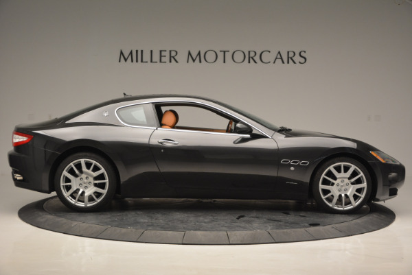 Used 2011 Maserati GranTurismo for sale Sold at Alfa Romeo of Westport in Westport CT 06880 9