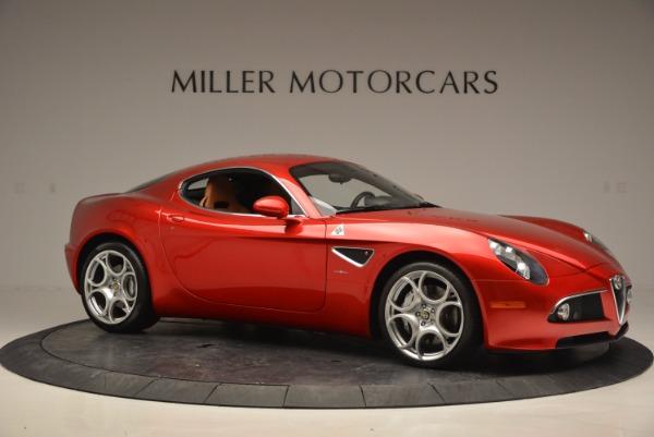 Used 2008 Alfa Romeo 8C for sale Sold at Alfa Romeo of Westport in Westport CT 06880 10