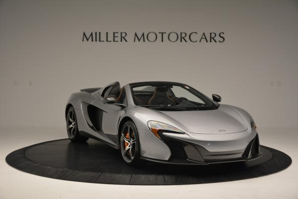 Used 2016 McLaren 650S SPIDER Convertible for sale Sold at Alfa Romeo of Westport in Westport CT 06880 11