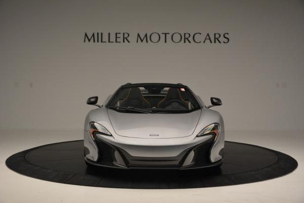 Used 2016 McLaren 650S SPIDER Convertible for sale Sold at Alfa Romeo of Westport in Westport CT 06880 12