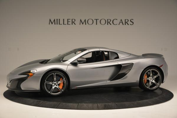 Used 2016 McLaren 650S SPIDER Convertible for sale Sold at Alfa Romeo of Westport in Westport CT 06880 15