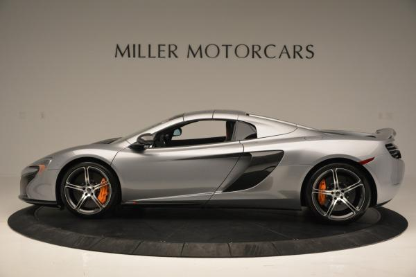 Used 2016 McLaren 650S SPIDER Convertible for sale Sold at Alfa Romeo of Westport in Westport CT 06880 16
