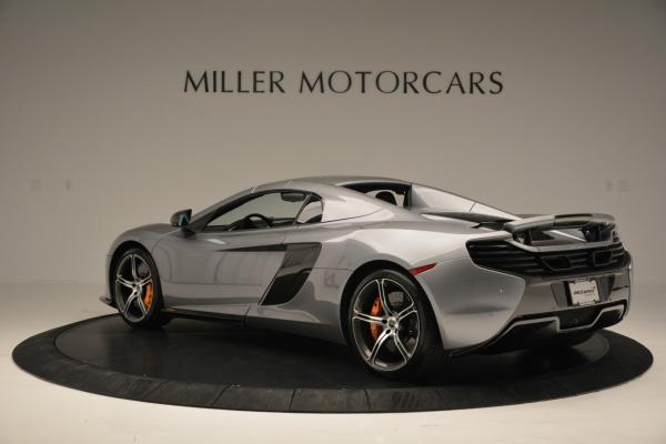 Used 2016 McLaren 650S SPIDER Convertible for sale Sold at Alfa Romeo of Westport in Westport CT 06880 17