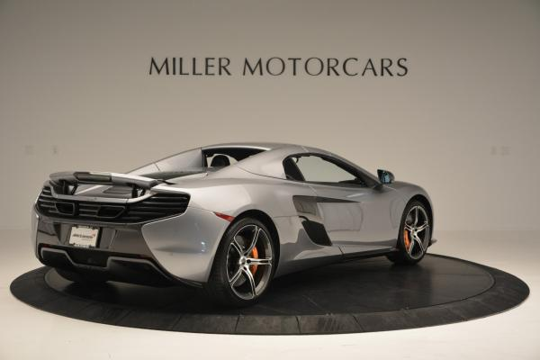 Used 2016 McLaren 650S SPIDER Convertible for sale Sold at Alfa Romeo of Westport in Westport CT 06880 19