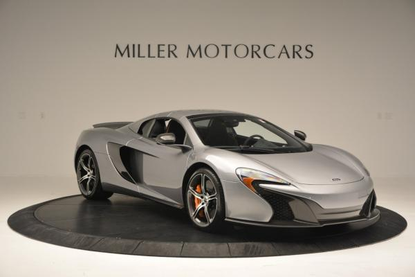 Used 2016 McLaren 650S SPIDER Convertible for sale Sold at Alfa Romeo of Westport in Westport CT 06880 20