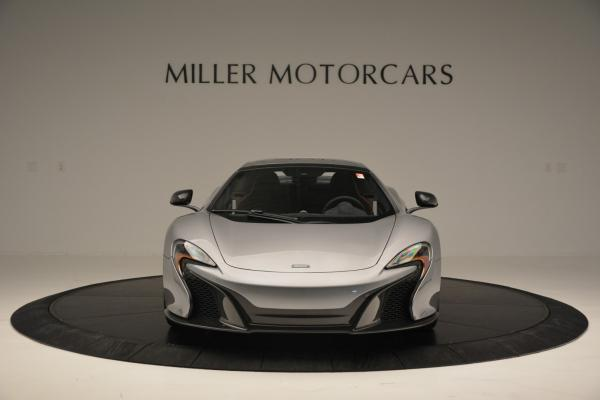 Used 2016 McLaren 650S SPIDER Convertible for sale Sold at Alfa Romeo of Westport in Westport CT 06880 21