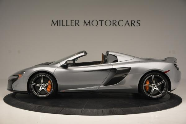 Used 2016 McLaren 650S SPIDER Convertible for sale Sold at Alfa Romeo of Westport in Westport CT 06880 3