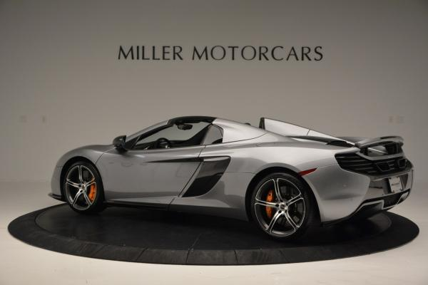 Used 2016 McLaren 650S SPIDER Convertible for sale Sold at Alfa Romeo of Westport in Westport CT 06880 4
