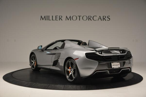 Used 2016 McLaren 650S SPIDER Convertible for sale Sold at Alfa Romeo of Westport in Westport CT 06880 5