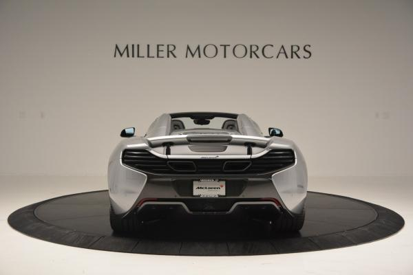 Used 2016 McLaren 650S SPIDER Convertible for sale Sold at Alfa Romeo of Westport in Westport CT 06880 6