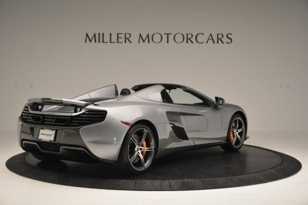 Used 2016 McLaren 650S SPIDER Convertible for sale Sold at Alfa Romeo of Westport in Westport CT 06880 7