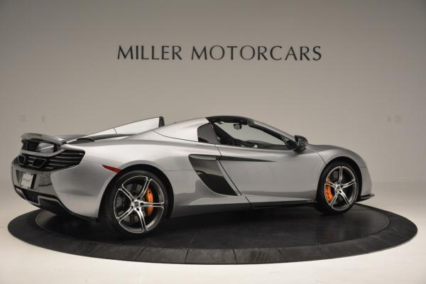 Used 2016 McLaren 650S SPIDER Convertible for sale Sold at Alfa Romeo of Westport in Westport CT 06880 8