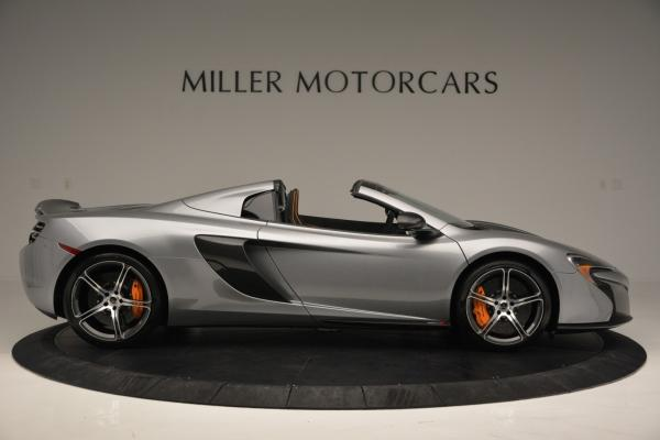 Used 2016 McLaren 650S SPIDER Convertible for sale Sold at Alfa Romeo of Westport in Westport CT 06880 9
