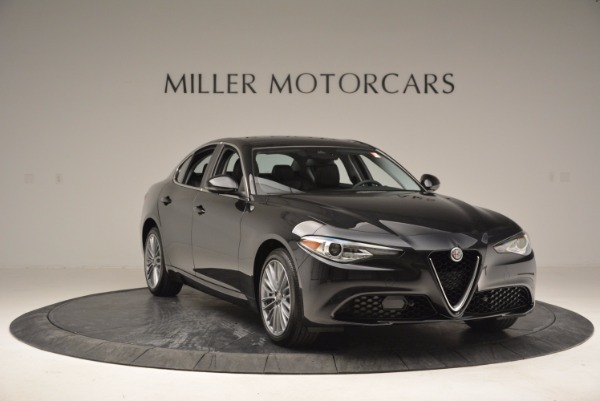 New 2017 Alfa Romeo Giulia Ti for sale Sold at Alfa Romeo of Westport in Westport CT 06880 12