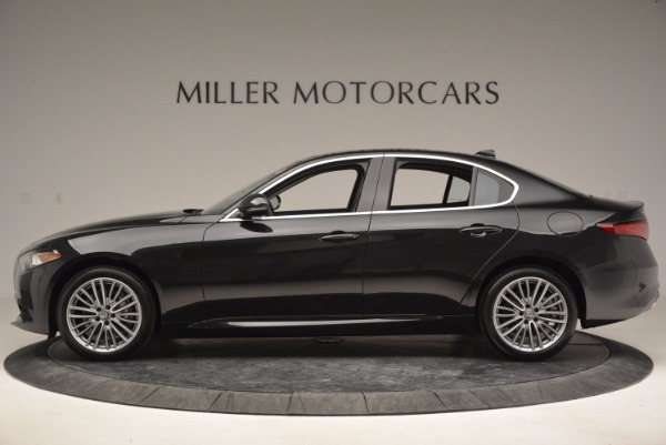 New 2017 Alfa Romeo Giulia Ti for sale Sold at Alfa Romeo of Westport in Westport CT 06880 4
