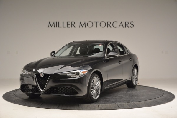 New 2017 Alfa Romeo Giulia Ti for sale Sold at Alfa Romeo of Westport in Westport CT 06880 1
