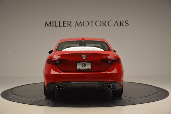 New 2017 Alfa Romeo Giulia for sale Sold at Alfa Romeo of Westport in Westport CT 06880 6