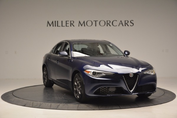 New 2017 Alfa Romeo Giulia for sale Sold at Alfa Romeo of Westport in Westport CT 06880 11
