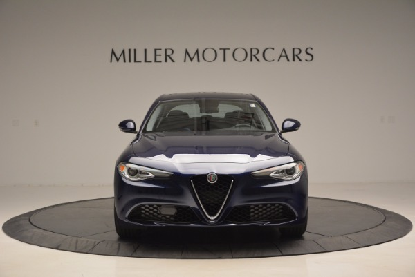 New 2017 Alfa Romeo Giulia for sale Sold at Alfa Romeo of Westport in Westport CT 06880 12