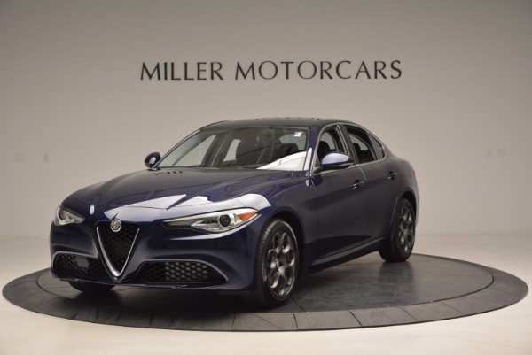New 2017 Alfa Romeo Giulia for sale Sold at Alfa Romeo of Westport in Westport CT 06880 1