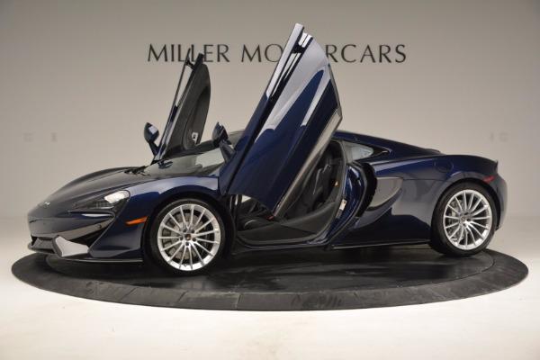New 2017 McLaren 570GT for sale Sold at Alfa Romeo of Westport in Westport CT 06880 14