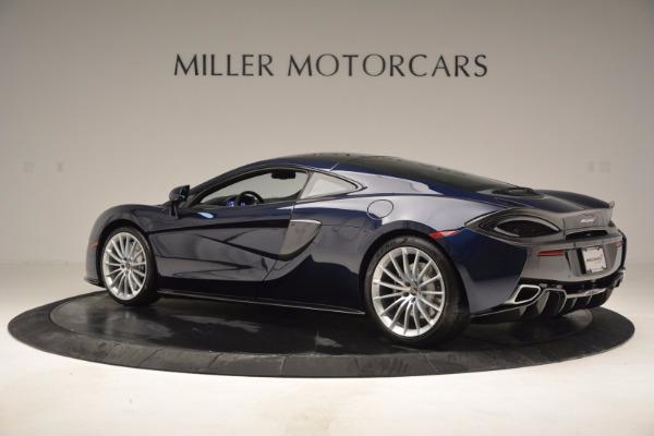 New 2017 McLaren 570GT for sale Sold at Alfa Romeo of Westport in Westport CT 06880 4