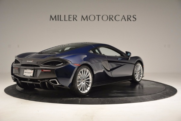 New 2017 McLaren 570GT for sale Sold at Alfa Romeo of Westport in Westport CT 06880 7
