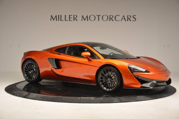Used 2017 McLaren 570GT Coupe for sale $139,900 at Alfa Romeo of Westport in Westport CT 06880 10