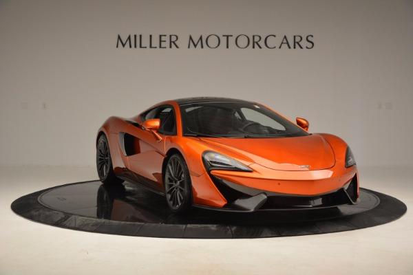 New 2017 McLaren 570GT for sale Sold at Alfa Romeo of Westport in Westport CT 06880 11