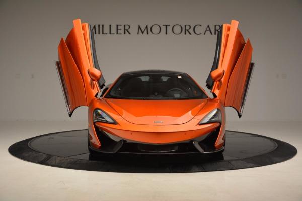 New 2017 McLaren 570GT for sale Sold at Alfa Romeo of Westport in Westport CT 06880 13