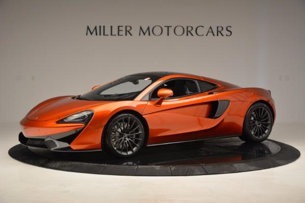 Used 2017 McLaren 570GT Coupe for sale $139,900 at Alfa Romeo of Westport in Westport CT 06880 2