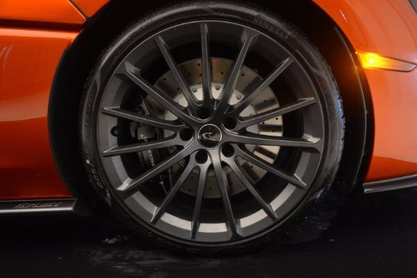 Used 2017 McLaren 570GT Coupe for sale $139,900 at Alfa Romeo of Westport in Westport CT 06880 21