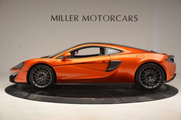 Used 2017 McLaren 570GT Coupe for sale $139,900 at Alfa Romeo of Westport in Westport CT 06880 3