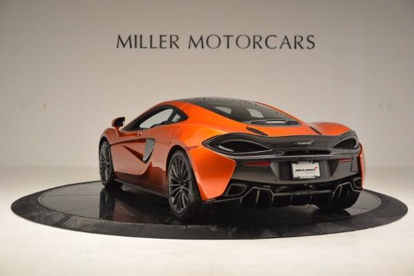New 2017 McLaren 570GT for sale Sold at Alfa Romeo of Westport in Westport CT 06880 5