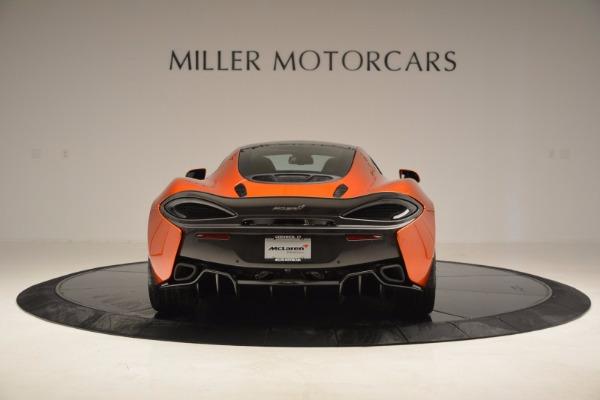 New 2017 McLaren 570GT for sale Sold at Alfa Romeo of Westport in Westport CT 06880 6