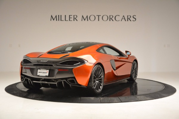 Used 2017 McLaren 570GT Coupe for sale $139,900 at Alfa Romeo of Westport in Westport CT 06880 7