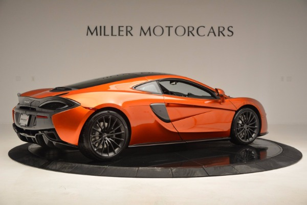 Used 2017 McLaren 570GT Coupe for sale $139,900 at Alfa Romeo of Westport in Westport CT 06880 8