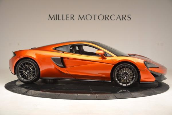 New 2017 McLaren 570GT for sale Sold at Alfa Romeo of Westport in Westport CT 06880 9