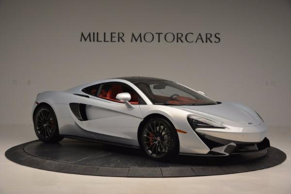 Used 2017 McLaren 570GT for sale Sold at Alfa Romeo of Westport in Westport CT 06880 10