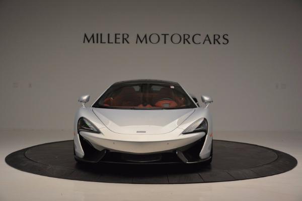 Used 2017 McLaren 570GT for sale Sold at Alfa Romeo of Westport in Westport CT 06880 12