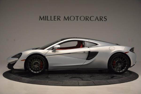 Used 2017 McLaren 570GT for sale Sold at Alfa Romeo of Westport in Westport CT 06880 3