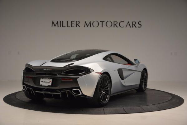 Used 2017 McLaren 570GT for sale Sold at Alfa Romeo of Westport in Westport CT 06880 7