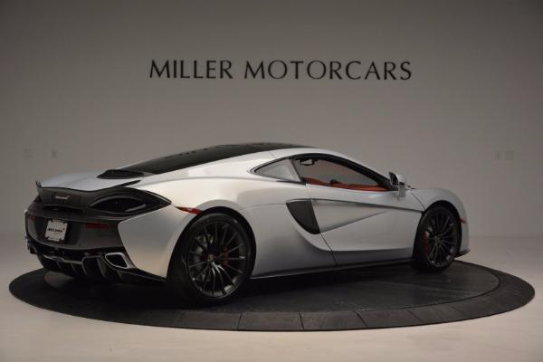 Used 2017 McLaren 570GT for sale Sold at Alfa Romeo of Westport in Westport CT 06880 8