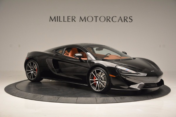 Used 2017 McLaren 570GT for sale Sold at Alfa Romeo of Westport in Westport CT 06880 10
