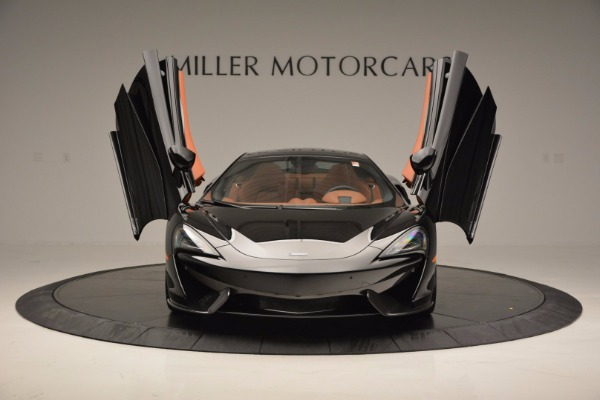 Used 2017 McLaren 570GT for sale Sold at Alfa Romeo of Westport in Westport CT 06880 13