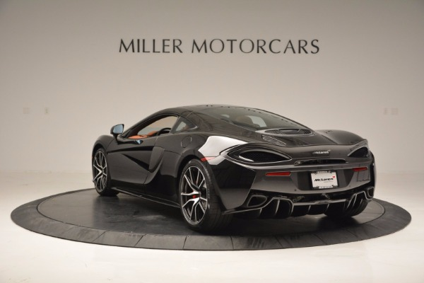 Used 2017 McLaren 570GT for sale Sold at Alfa Romeo of Westport in Westport CT 06880 5