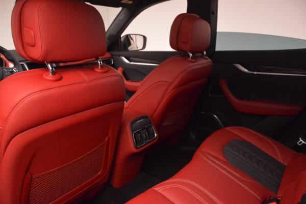 New 2017 Maserati Levante S Zegna Edition for sale Sold at Alfa Romeo of Westport in Westport CT 06880 21