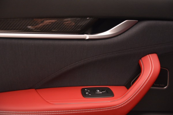 New 2017 Maserati Levante S Zegna Edition for sale Sold at Alfa Romeo of Westport in Westport CT 06880 22