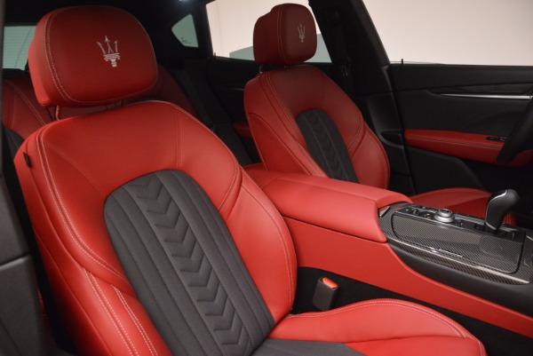 New 2017 Maserati Levante S Zegna Edition for sale Sold at Alfa Romeo of Westport in Westport CT 06880 25