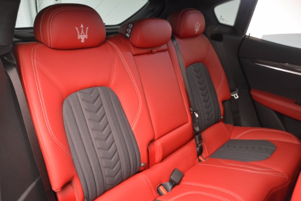 New 2017 Maserati Levante S Zegna Edition for sale Sold at Alfa Romeo of Westport in Westport CT 06880 26